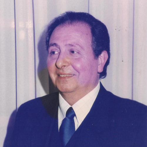 D. Fermín Cosido Azcárate